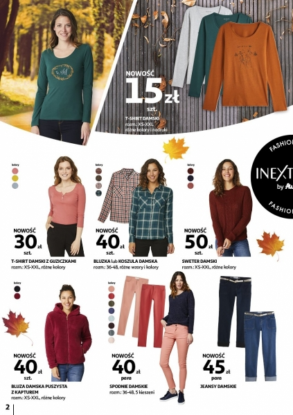 Auchan • Fashion week In Extenso Hipermarkety od 26.09